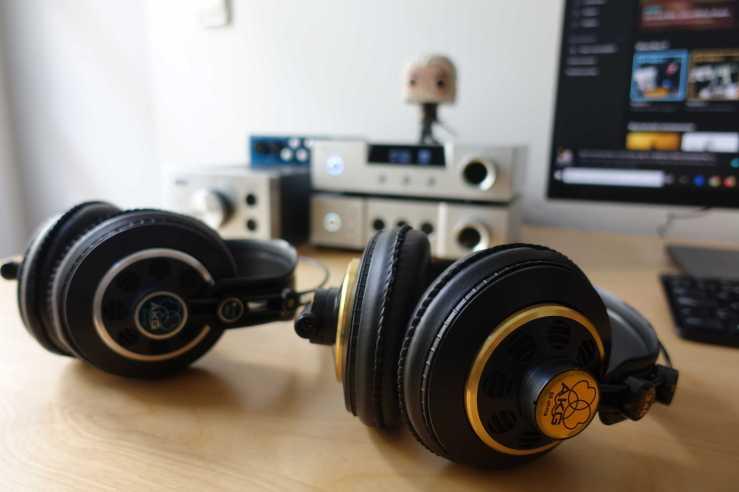 AKG K240 Studio y MKII_1