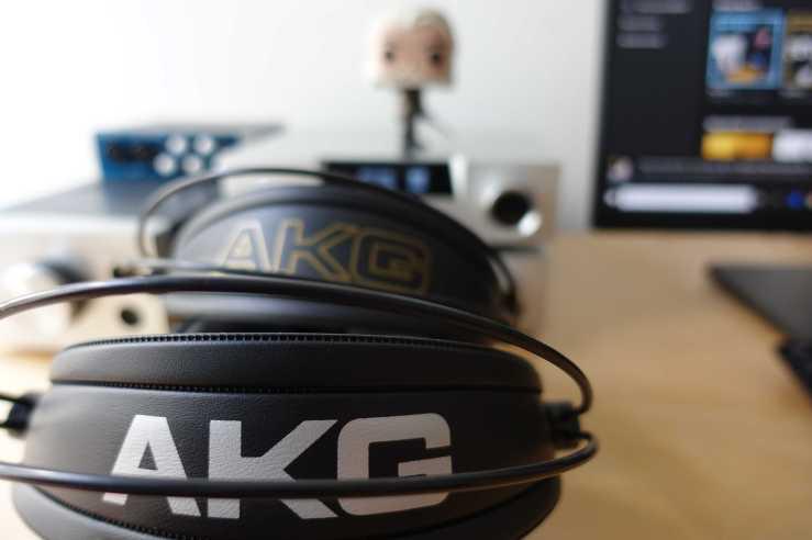 AKG K240 Studio y MKII_5