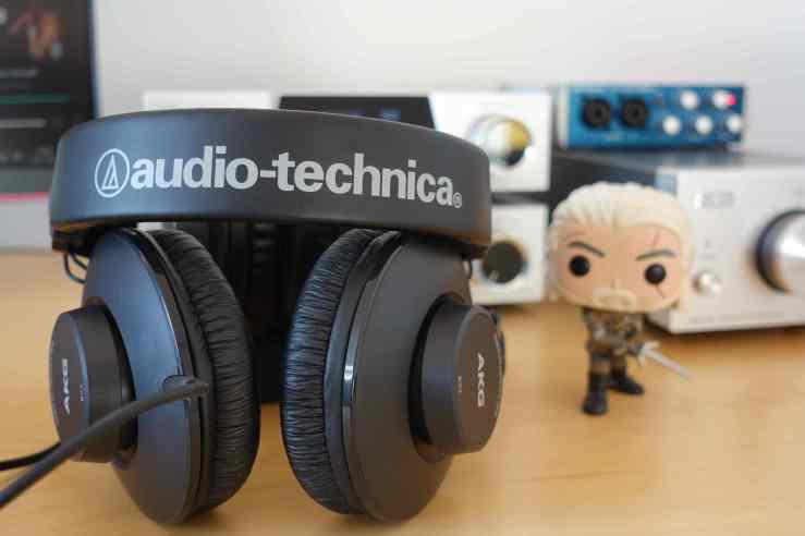 Audio Technica ATH-M20x y AKG K52_14